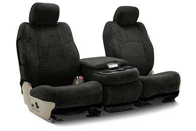 Dodge Charger Coverking SnugglePlush Custom Seat Covers
