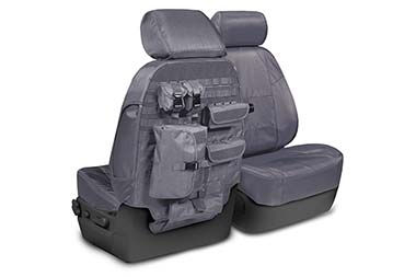 Coverking Tactical Cordura Ballistic Seat Covers