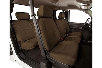Coverking Ballistic Canvas Seat Covers