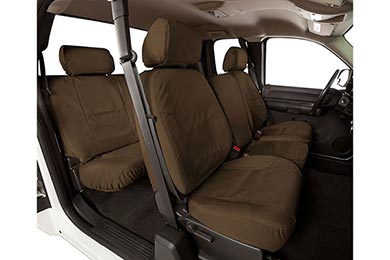 Coverking Ballistic Seat Covers