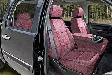 Toyota Sienna SKANDA Digital Camo NeoSupreme Seat Covers by Coverking