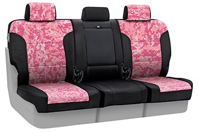 Ford Escort SKANDA Digital Camo NeoSupreme Seat Covers by Coverking