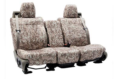 Hyundai Entourage SKANDA Digital Camo NeoSupreme Seat Covers by Coverking