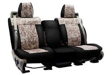 SKANDA Digital Camo NeoSupreme Seat Covers