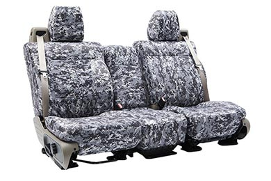SKANDA Digital Camo NeoSupreme Seat Covers by Coverking
