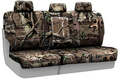 SKANDA Mossy Oak Camo Neoprene Seat Covers by Coverking