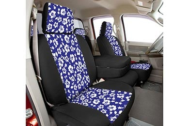 Ford Escort Coverking Hawaiian Neoprene Seat Covers