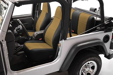 Jeep Wrangler Coverking Jeep Neoprene Seat Covers