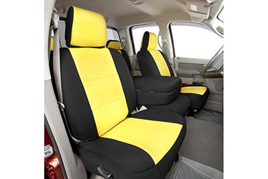 Toyota Yaris Coverking Genuine Neoprene Seat Covers