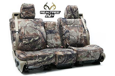 Chevy Impala SKANDA RealTree Camo Neosupreme Seat Covers