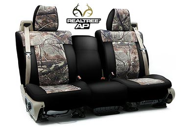 Ford F-250 SKANDA RealTree Camo Neosupreme Seat Covers