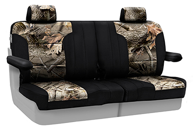 SKANDA RealTree Camo Neoprene Seat Covers by Coverking