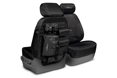 Nissan Xterra Coverking Tactical Ballistic Canvas Seat Covers