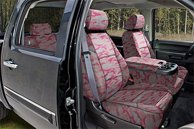 Nissan Rogue SKANDA Traditional Camo NeoSupreme Seat Covers