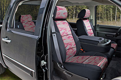 Lincoln Navigator SKANDA Traditional Camo NeoSupreme Seat Covers