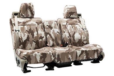 Lexus SC 430 SKANDA Traditional Camo NeoSupreme Seat Covers by Coverking