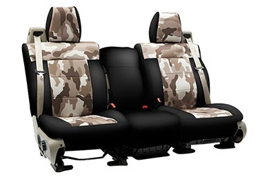 Chevy Impala SKANDA Traditional Camo NeoSupreme Seat Covers by Coverking
