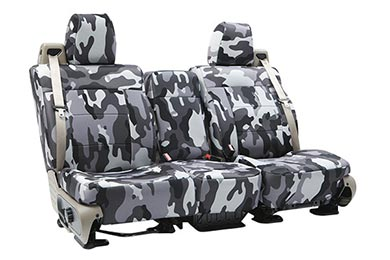 Chevy Corvette SKANDA Traditional Camo NeoSupreme Seat Covers by Coverking