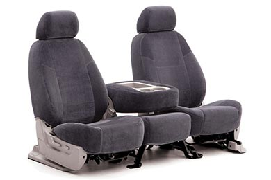 Mercedes-Benz S-Class Coverking Velour Seat Covers
