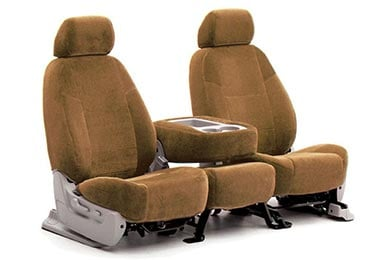 Honda Pilot Coverking Velour Seat Covers