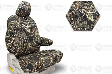 NorthWest Camo Seat Covers - Realtree Max-5 Pictured