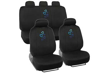 ProZ Novelty Polyester Seat Cover Kit