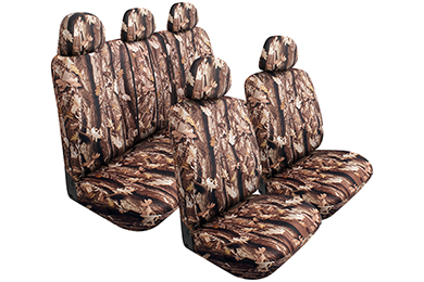 Dodge Ram ProZ Camo Polyester Seat Cover Kit