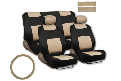 Dodge Stealth ProZ Polyester Seat Cover Kit