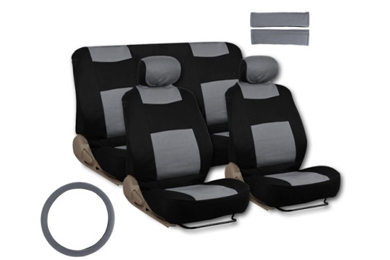 Dodge Charger ProZ Polyester Seat Cover Kit