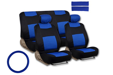 proz polyester seat cover kit