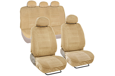 Toyota 4Runner ProZ Velour Seat Covers