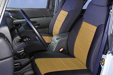 Rugged Ridge Jeep Neoprene Seat Covers
