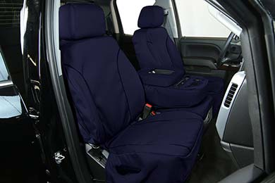 Saddleman Cambridge Tweed Seat Covers