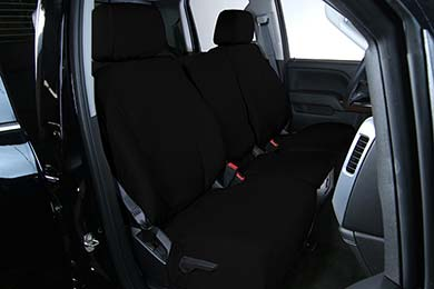 Chevy Astro Saddleman Canvas Seat Covers