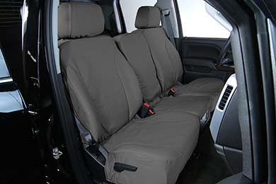Saddleman Canvas Seat Covers for Trucks - Free Shipping & Reviews on