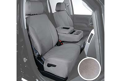 Ford F-250 Saddleman Canvas Seat Covers
