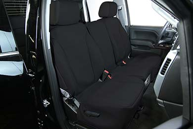 Ford F-350 Saddleman Leatherette Seat Covers