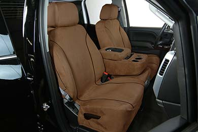 Chevy Malibu Saddleman Microsuede Seat Covers