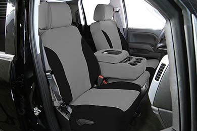 Nissan Titan Saddleman Neoprene Seat Covers
