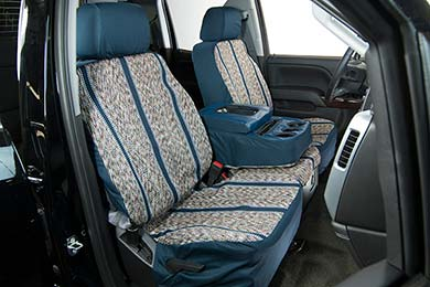 Chevy Colorado Saddleman Saddle Blanket Seat Covers