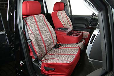 Mercedes-Benz CL-Class Saddleman Saddle Blanket Seat Covers