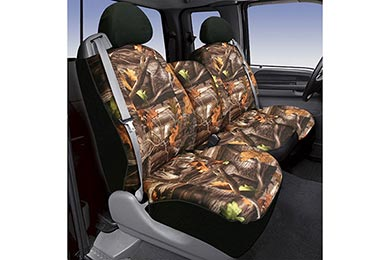 Chevy Suburban Saddleman Camo Neoprene Seat Covers