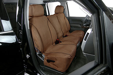 Dodge Charger Saddleman Microsuede Seat Covers