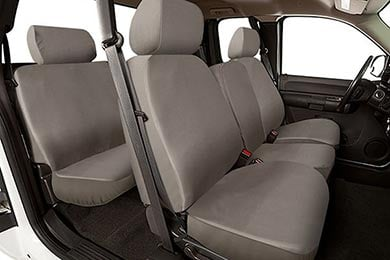 Saddleman Ultra Guard Ballistic Canvas Seat Covers