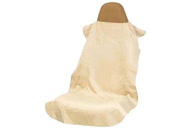 Seat Armour Solid Towel Seat Covers