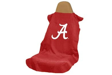 seat armour ncaa logo towel seat covers
