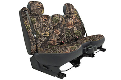 Nissan Sentra Seat Designs SuperFlauge Camo Neosupreme Seat Covers