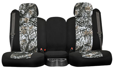 Nissan Pathfinder Seat Designs SuperFlauge Camo Neosupreme Seat Covers