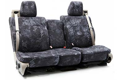 Lexus SC 400 SKANDA Kryptek Camo Ballistic Canvas Seat Covers by Coverking