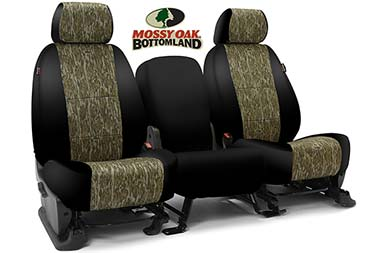 Honda Accord SKANDA Mossy Oak Camo Neosupreme Seat Covers by Coverking